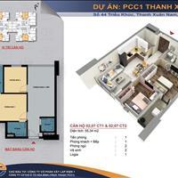 Nóng bỏng tay - Bốc thăm căn hộ PCC1 Thanh Xuân các tầng 6, 11, 15, 21, 24 - giá chỉ từ 1,6 tỷ/căn