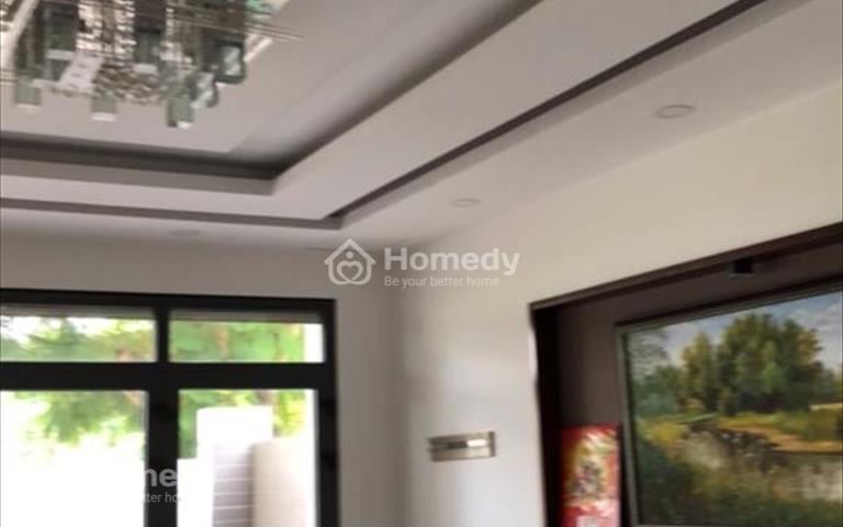 Cho thuê nhà nguyên căn khu Sadeco Phước Kiển, Nhà Bè 5 x 20m trệt 3 lầu giá 22 triệu/tháng