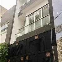 Cần bán gấp nhà 1 trệt 2 lầu diện tích 6x18m, mặt tiền Âu Dương Lân 12m, giá 3,2 tỷ