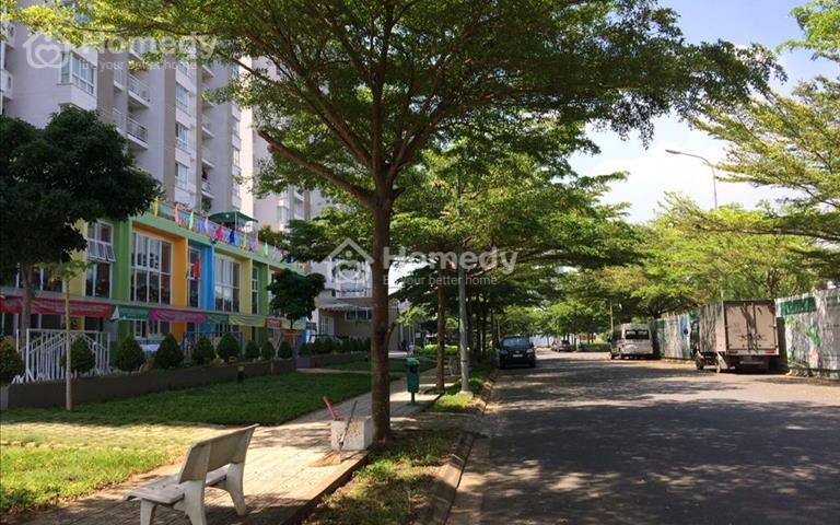 Cho thuê căn hộ Happy City, mặt tiền Nguyễn Văn Linh, 2 phòng ngủ, 2WC, 76m2, an ninh, sạch sẽ