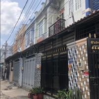 Bán gấp căn nhà mới xây đối diện Ủy ban xã Vĩnh Lộc A, hẻm rộng 5m, 4x12m, 1 trệt 1 lầu, 1,44 tỷ
