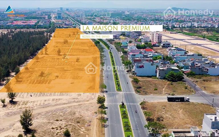 Chỉ 4,5 tỷ sở hữu nhà 5 tầng mặt tiền đường Hùng Vương, Tuy Hòa, chiết khấu giai đoạn 1 lên đến 10%