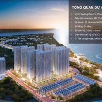 Chính chủ sang nhượng căn hộ Q7 Saigon Block U2, view hướng Nam tầng cao, giá hợp đồng rẻ