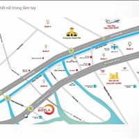Căn hộ Sài Gòn Intela 50m2, 1 phòng ngủ, giá tốt, không chênh