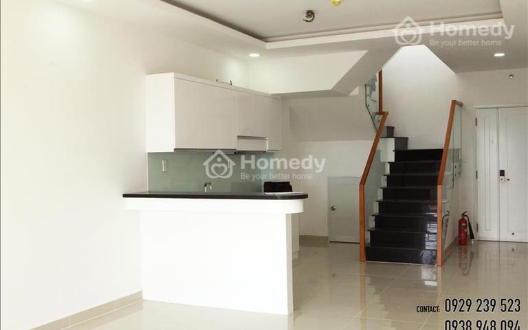 Cần cho thuê căn hộ 1 trệt 1 lầu 140m2, 3 phòng ngủ, 3wc, có sân vườn 30m2, ngay cầu Nguyễn Văn Cừ