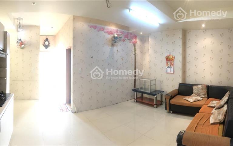 Cho thuê Hoàng Kim Thế Gia 3 phòng ngủ, 2wc giá 7.5 tr/tháng, nội thất, thoáng mát, thẻ từ, an ninh