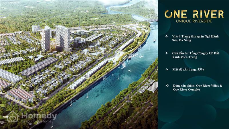 Dự án One River Villas - ảnh giới thiệu