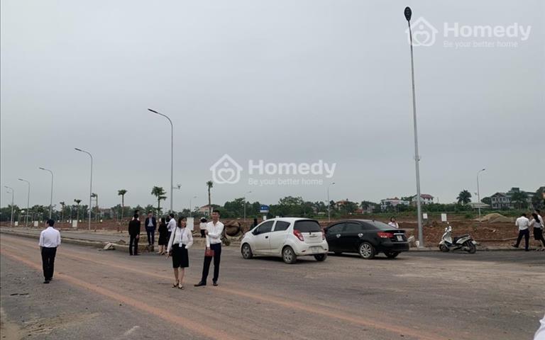 Chính chủ cần bán 1 lô đất (vị trí đắc địa) tại khu đô thị Kosy, phường Xương Giang, Bắc Giang