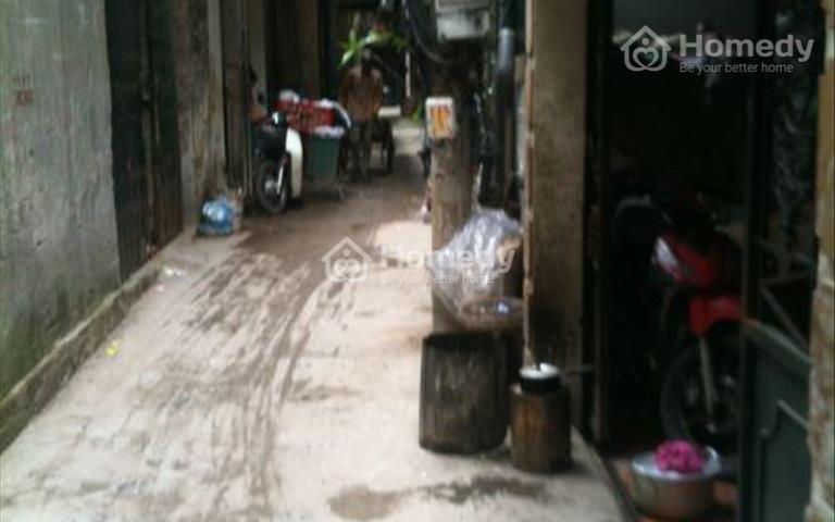 Gia đình cần tiền gấp nên bán nhà Vĩnh Hưng, Hoàng Mai, 4 tầng, mặt tiền 3.5m, giá 1.6 tỷ