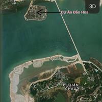 Bán đất nền biệt thự biển khu đô thị Đảo Hoa, Hạ Long, liên hệ