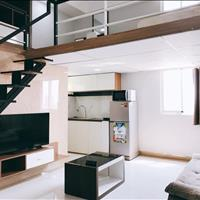 Cho thuê căn hộ mini có gác ngay trung tâm quận 7, dễ dàng di chuyển đi quận 1, quận 4