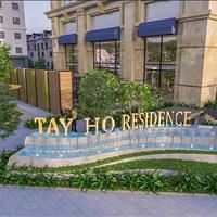 Tây Hồ Residence đường Võ Chí Công, chỉ 2,7 tỷ, 2 phòng ngủ, full nội thất view hồ, chiết khấu 8%