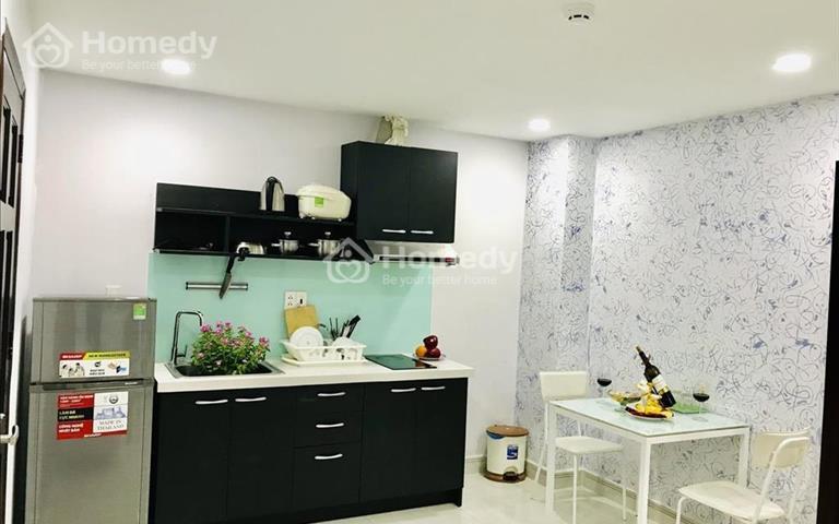 Cho thuê căn hộ cao cấp đường Lam Sơn, Yên Thế, Phổ Quang, Phường 2 Tân Bình, giá 8,5 triệu/tháng