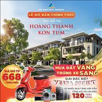 Hoàng Thành Kon Tum - sản phẩm sốt nhất thị trường bất động sản Tây Nguyên
