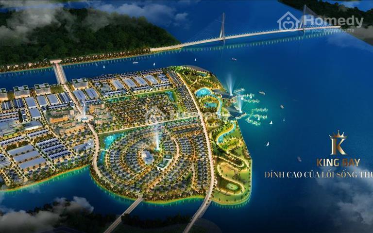 Mở bán khu đô thị King Bay Nhơn Trạch - Biệt thự 3 mặt sông - đón đầu quy hoạch khu Đông