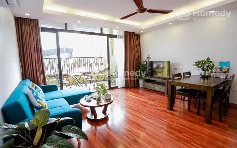 Cho thuê căn hộ, căn hộ chung cư, căn hộ 1 - 2 phòng ngủ cao cấp full nội thất quận Hoàn Kiếm