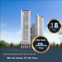 Officetel Lotus Center Tây Hồ - căn hộ cao cấp  giá ưu đãi cùng lợi nhuận đầu tư hấp dẫn