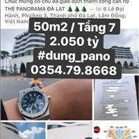 Chính chủ bán gấp căn hộ The Panorama Đà Lạt, 2,05 tỷ