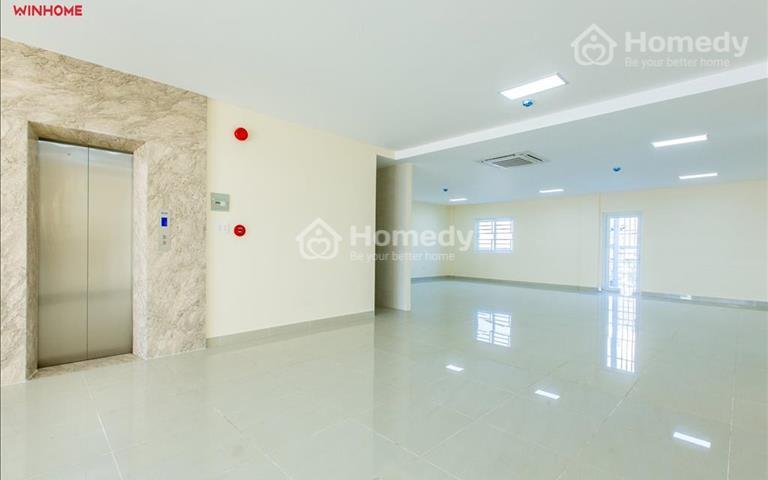 Văn phòng cho thuê Quận 4, 35m2 - 60m2 - 100m2 đường Lê Thạch, bao phí quản lý, dịch vụ