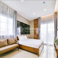 Cho thuê căn hộ dịch vụ quận Phú Nhuận, xây mới, full nội thất, nhiều tiện ích xung quanh