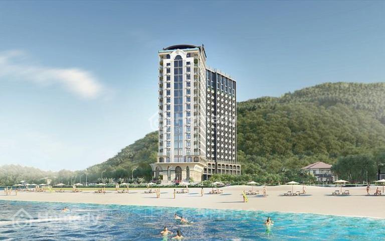 Bán căn hộ 4 sao mặt tiền biển Trần Phú - Vũng Tàu chỉ 1.6 tỷ, cam kết lợi  nhuận 8-10%/ năm