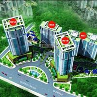 Cho thuê căn hộ chung cư tại khu nhà ở Quân đội K35 Tân Mai diện tích 93m2 giá 7 triệu