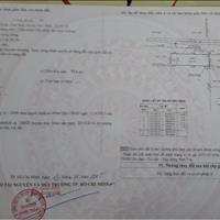 Chính chủ bán nhà mặt tiền Nguyễn Thị Thử 8m, 5x17m, sổ hồng riêng, Hóc Môn