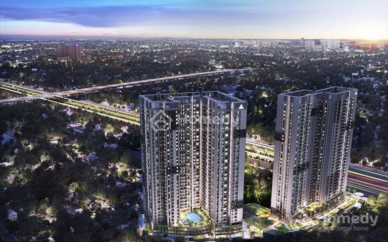 Chỉ 800 triệu sở hữu ngay căn hộ cao cấp mặt tiền đại lộ Phạm Văn Đồng