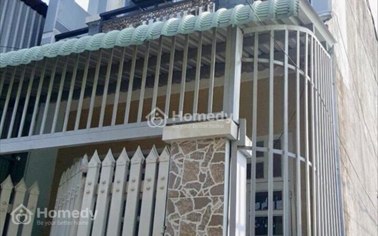 Bán nhà 1 lầu, 4x15m, giá 1,06 tỷ, đường Trần Văn Mười, Hóc Môn, sổ hồng riêng