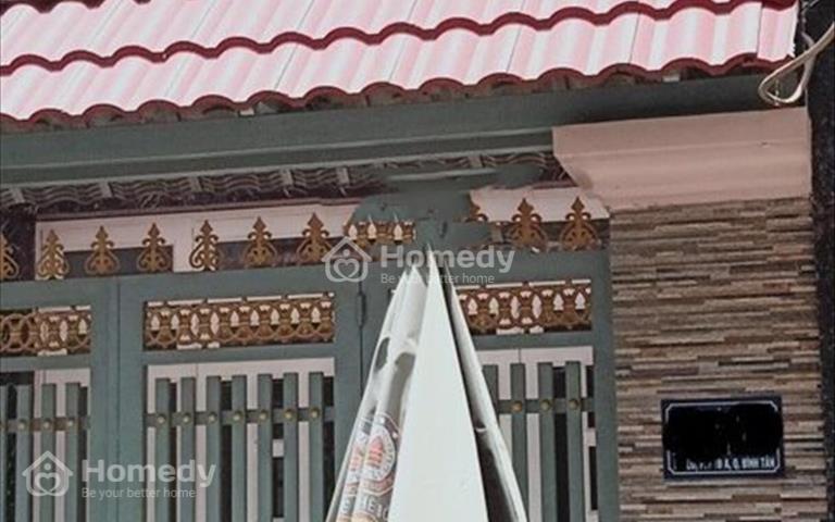 Cho thuê nhà nguyên căn mặt tiền Bờ Bao Tân Thắng, diện tích 4,2 x 18m