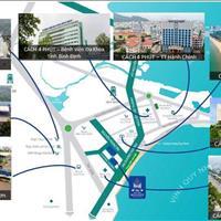Căn hộ du lịch sở hữu lâu dài nằm bãi biển Quy Nhơn giá từ 33 triệu/m2