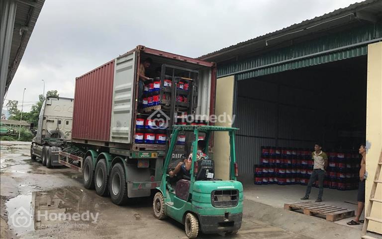 Kho xưởng chính chủ cho thuê Ngọc Hồi - Thanh  Trì  - Hà Nội, 230m2