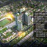 Chủ đầu tư NDN - trực tiếp bán căn hộ Monarchy Trần Hưng Đạo giá từ 2.3 tỷ loại 1 - 2 - 3 phòng ngủ