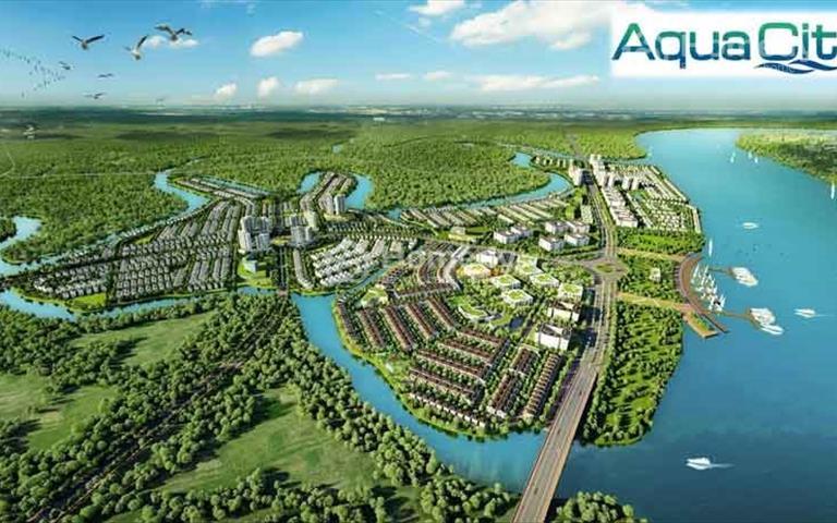 Aqua City - Đô thị sinh thái đẳng cấp 5 sao, tiện ích đầy đủ, sở hữu ngay chỉ với 850 triệu