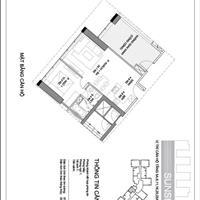Chính chủ bán căn hộ 1 phòng ngủ suất ngoại giao dự án Sunshine City khu đô thị Ciputra, giá 2,4 tỷ