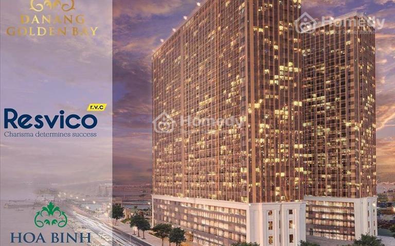 Sở hữu căn hộ 5 sao bên vịnh Đà Nẵng chỉ với 1,2 tỷ đồng, lợi nhuận lên đến 13,2%/năm