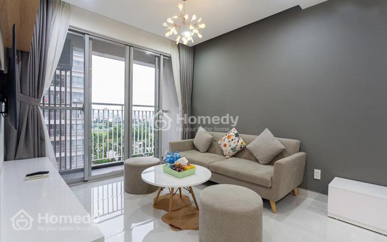 Cần cho thuê căn hộ Soho Premier giá 12,5 triệu/tháng, 2 phòng ngủ, đủ nội thất