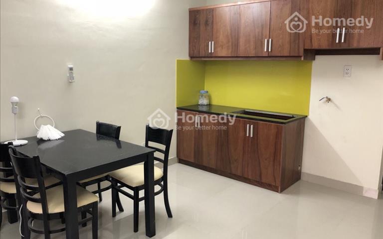 Cho thuê căn hộ chung cư Soho Premier, phường 25, Bình Thạnh