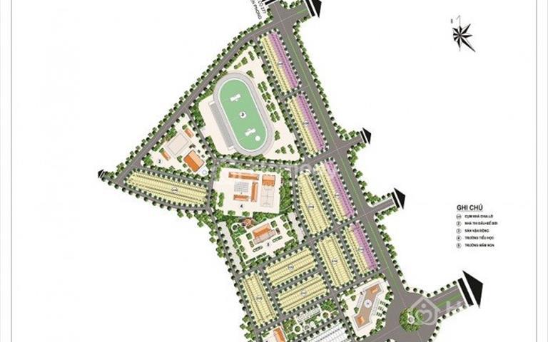 Bán lô ngoại giao khu đô thị Vườn Sen Đồng Kỵ  giá thấp hơn chủ đầu tư, sổ đỏ ngay