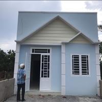 Nhà mới xây 125m2, điện nước đầy đủ, sẵn vào ở