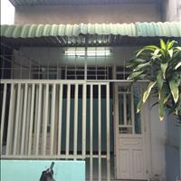 Nhà cấp 4 1 lửng, 4x14m, hẻm Võ Thị Hồi, Hóc Môn, sổ hồng riêng