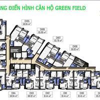 Cần bán căn hộ Greenfield diện tích 69m2, hướng Tây Nam - Giá 2,4 tỷ