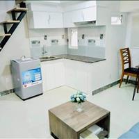 Cho thuê căn hộ mini giá rẻ, có gác cao cấp, full nội thất tại trung tâm Quận 7