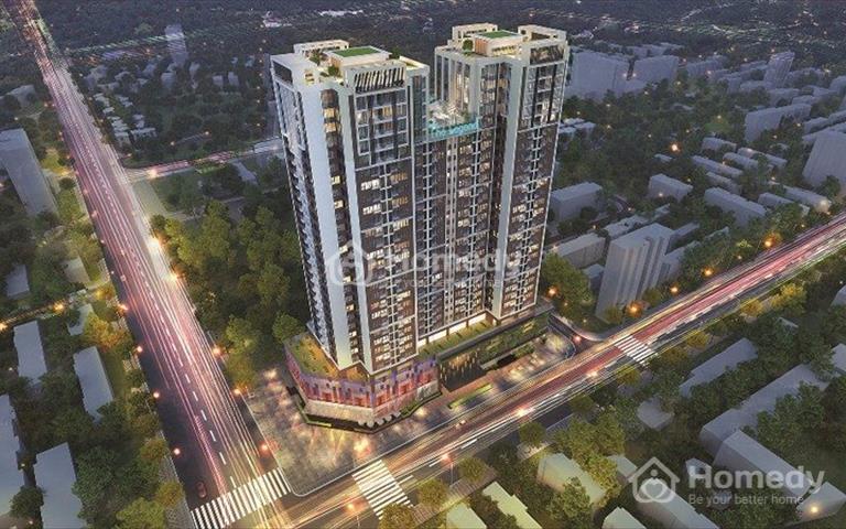 Chung cư The Legend – nhận nhà ở ngay – tặng gói nội thất 250 triệu – hỗ trợ lãi suất 0%