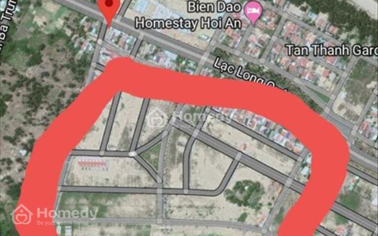 Đất Hội An nằm ngay cạnh sông Trà Quế, đối diện bãi tắm An Bàng giá chỉ 25 triệu/m2