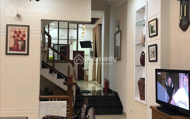 Cho thuê nhà 4 phòng ngủ, 3WC đường Nguyễn Công Trứ, giá 22 triệu/tháng