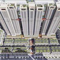 Căn hộ cao cấp 1.7 tỷ, căn 2 phòng ngủ, trung tâm quận Hà Đông, quần thể 5 sao đẳng cấp số 1