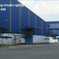Kho chứa hàng 100m2, 200m2, 500m2 đến 20000m2 rẻ nhất khu công nghiệp Tân Bình - Vĩnh Lộc A