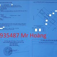 Bán đất sau nhà thờ Lữ Vương Hòa Bình, phường 13 Gò Vấp