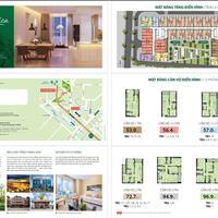 Căn hộ The Botanica Phổ Quang 53m2, 2 phòng ngủ, 1WC, view đẹp, giá đầu tư cực tốt 2,3 tỷ